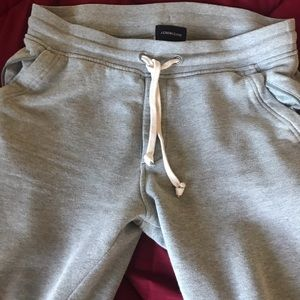 J.Crew grey medium slim sweatpants